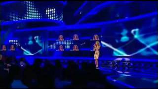 Leona Lewis -The X Factor 2006 - Week 2 -First Cut is The Deepest