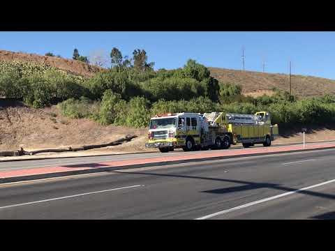 Ventura County Fire Department Quint 44