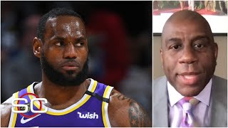 Magic Johnson weighs in on the MJ vs LeBron debate | SportsCenter with Stephen A.