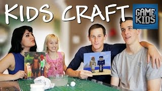 Kids Craft - Wood Transfer