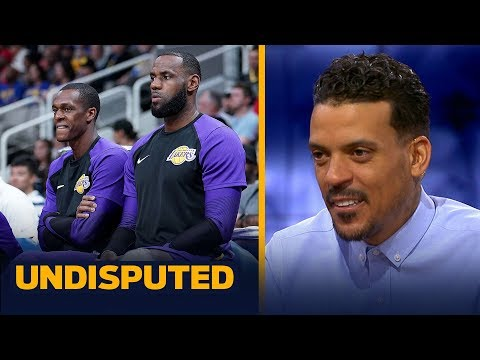Matt Barnes reacts to Kobe's stance on NBA stars choosing to sit out games | NBA | UNDISPUTED thumbnail