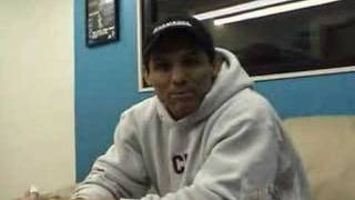 Frank shamrock interview before fighting Gracie