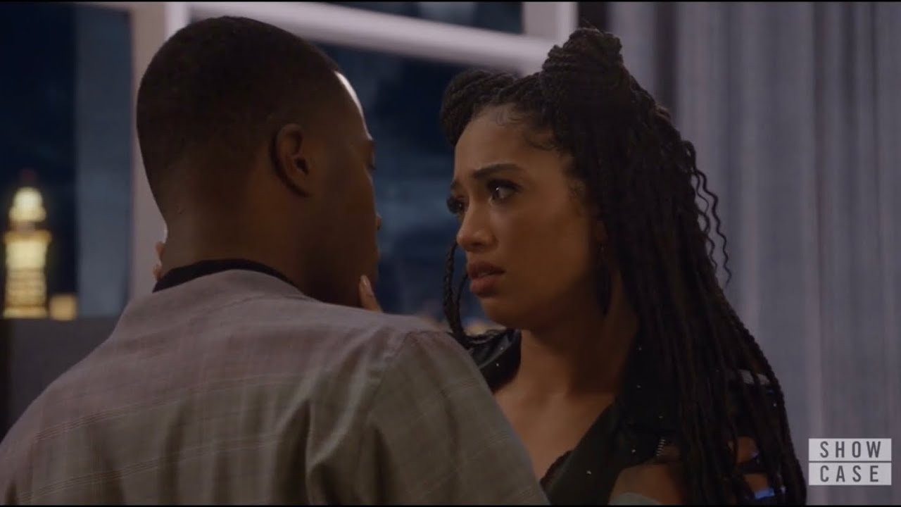 Download All American S3 E7 spencer and olivia kiss and he confesses his love for her