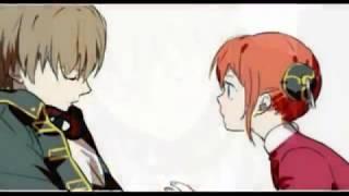 What i doing?!!!!!! [Okita - Kagura] Gintama