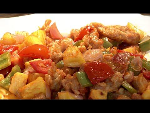 Nalla Ruchi I Ep 98 - Prawns molly & Pineapple Soya recipes I Mazhavil Manorama