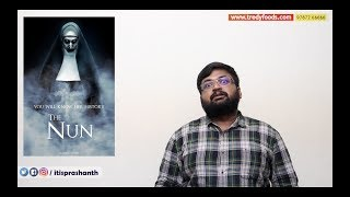 The Nun review by Prashanth