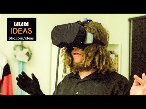 The visionary behind Virtual Reality: Jaron Lanier - BBC Ideas- BBC Ideas