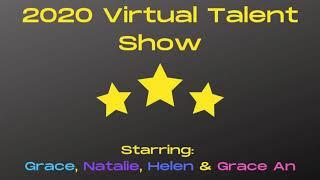 Virtual Talent Show 2020