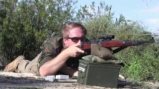 The ZF-41 German WWII Scout Scope