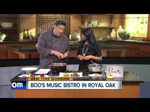 Boo's Music Bistro in Royal Oak