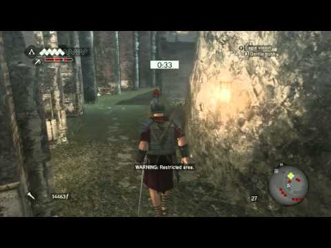 Assassins Creed: Brotherhood - Sequence 7 - Exit Stage Right - Part 2 | WikiGameGuides