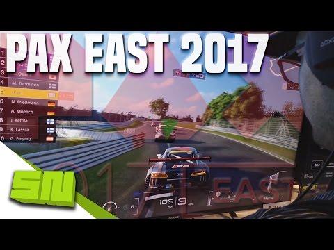 HELLO BOSTON! | PAX East 2017 [VLOG]