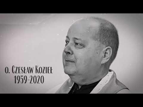 Pogrzeb o. Czesława Kozieła