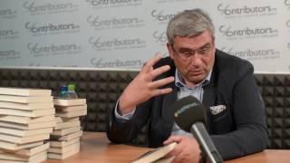 Interviu  Contributors.ro - Teodor Baconschi despre cartea