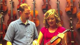 The Music Store Review: Eastman 305 Violin