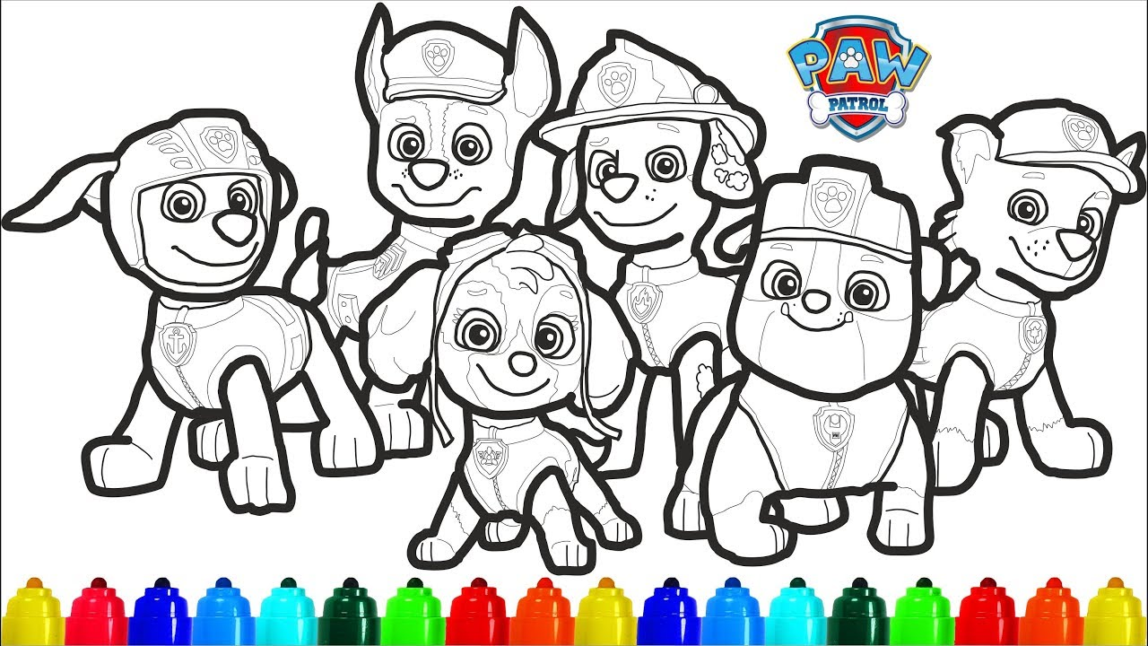 PAW PATROL PJ Masks Coloring Pages | Colouring Pages for ...