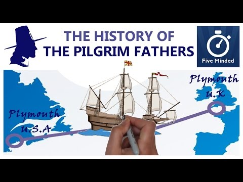 Pilgrims, Mayflower, Thanksgiving History