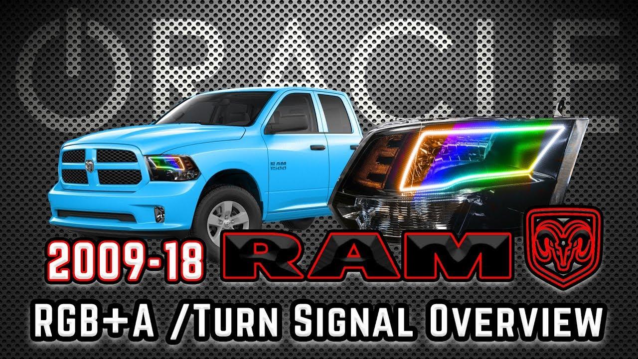 Dodge Ram Rgb A Colorshift Switchback