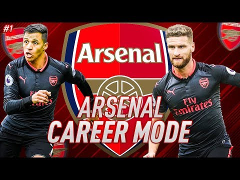 BREAKING THE WORLD TRANSFER RECORD!!! - ARSENAL FIFA 18 CAREER MODE #2