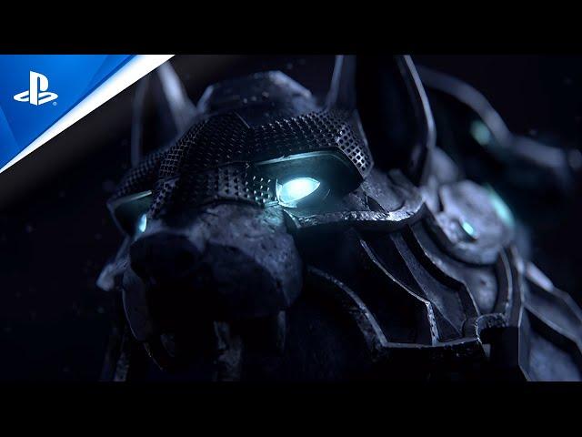 Godfall - Hinterclaw Teaser Trailer   PS5