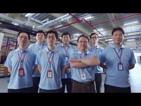 2017 POSIFLEX TECHNOLOGY COMPANY VIDEO