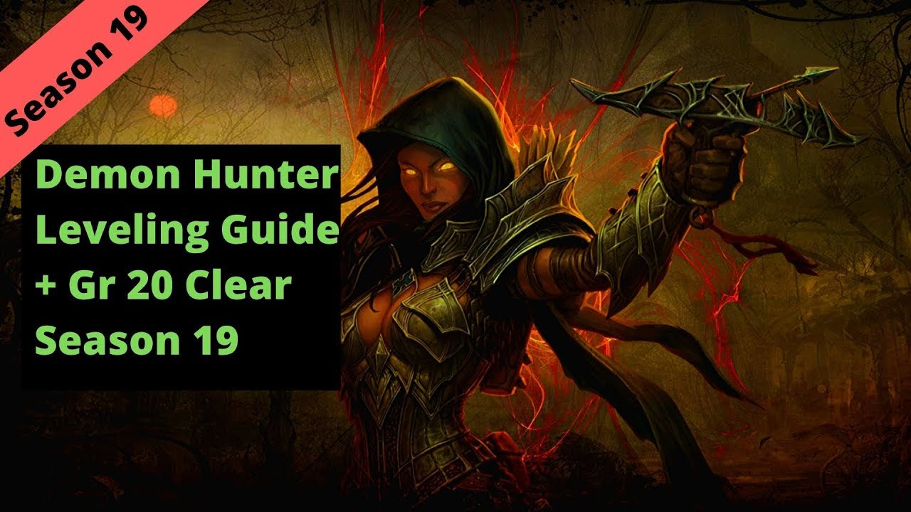 Diablo 3 Demon hunter 300k dps - YouTube