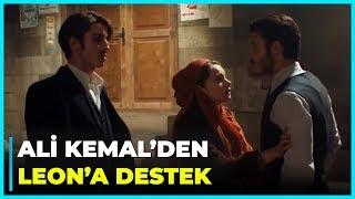 Ali Kemal, Leona Kaçması İçin Destek Oldu - Vatanım Sensin 25. Bölüm