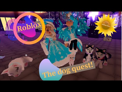 *✧*✧ How to complete Royal High Dog Quest | Tips and tricks ✧ *✧*