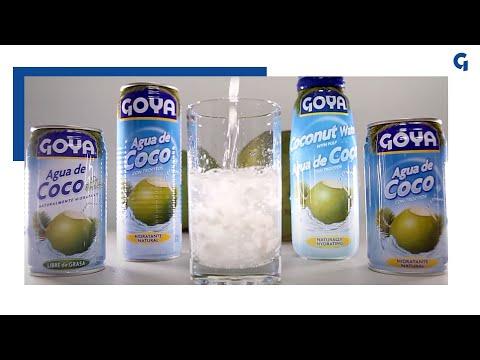 es malo tomar mucha agua de coco