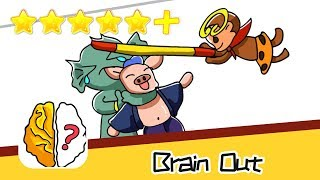 Brain Out - EYEWIND LIMITED - Walkthrough Get Started Recommend index five stars+