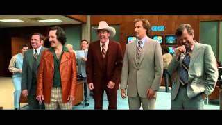Anchorman 2 Funniest Scenes (2013) Movie Funny Scenes/Moments HD