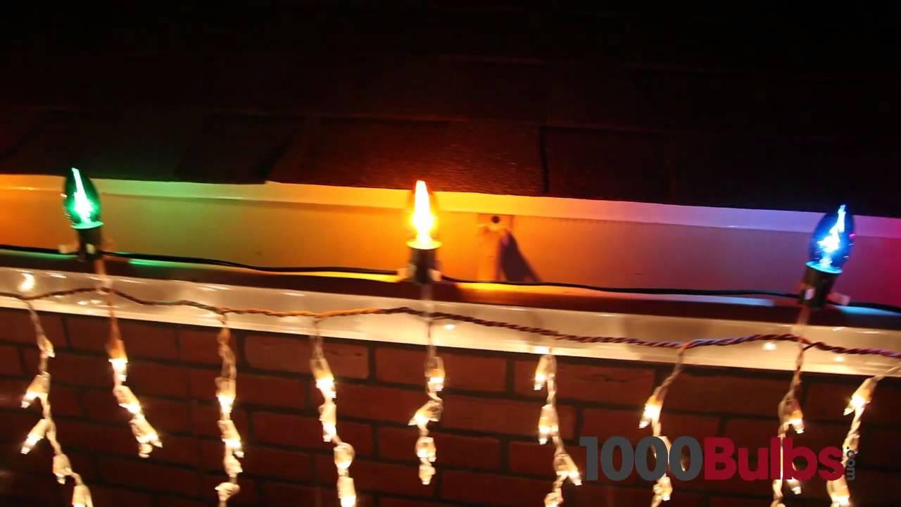 Blue Led C9 Christmas Light Bulbs
