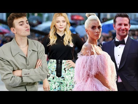 Reacting to Venice Film Festival Fashion 2018 (gaga's an icon & chloe grace needs help)