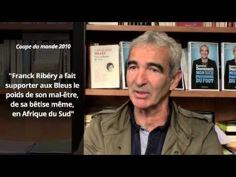 Zidane, Ribéry, Anelka... : les explications de texte de Raymond Domenech