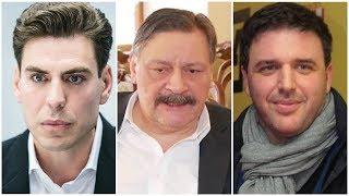 От 192 и выше 10 самых высоких российских артистов