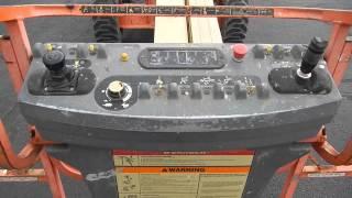 2000 JLG Boom Lift 600S Hayes 4-Clyinder