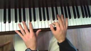 This Masquerade - Piano Voicings & F Blues Scale