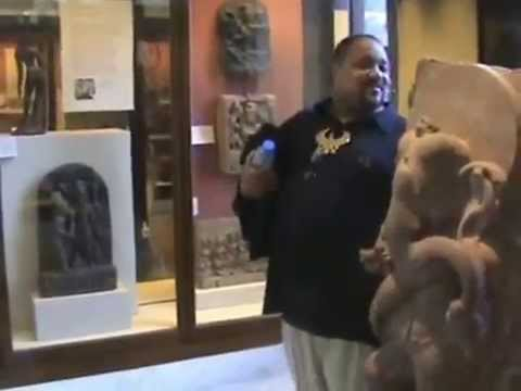 Stolen History - Bobby Hemmitt Tours the British Museum in London (Official Bobby Hemmitt Archives)