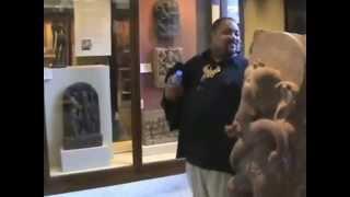 Stolen History - Bobby Hemmitt Tours the British Museum in London (Official Bobby Hemmitt Archives)