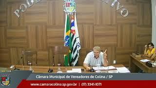 Câmara Municipal de Colina - Audiência Pública 27/02/2020