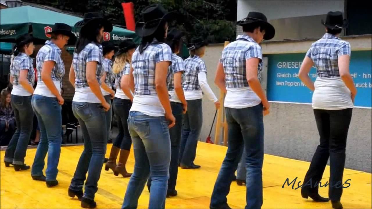 Alan Jackson Linedance Chattahoochee