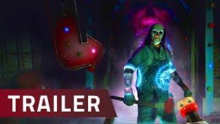 Until Dawn: Rush of Blood - Trailer zur Ankündigung für PlayStation VR