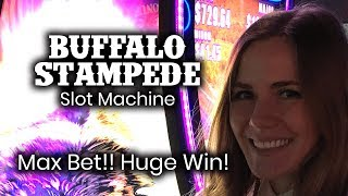Buffalo Stampede HUGE win!!!
