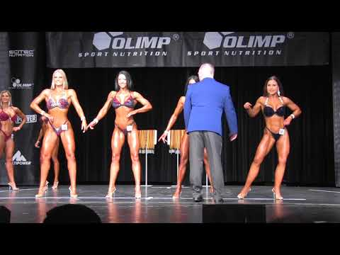 Bikini Fitness, Bodyfitness, Womens Physique & Wellness Fitness - EM Quali 2018 DBFV e.V.