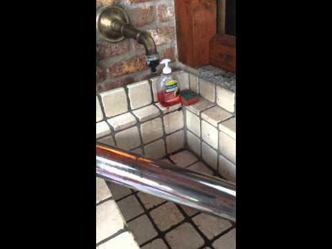 Come eliminare la ruggine e lucidare le cromature della bici d'epoca |restauro fanale bici Graziellaиз YouTube · Длительность: 3 мин2 с