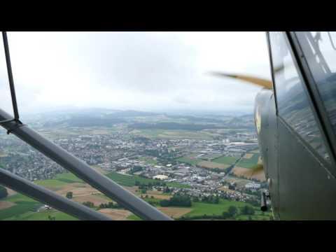 CAF Swiss Wing / Stinson L-5 Sentinel