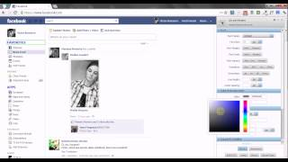 Supprimer les publicités Facebook et changer le design