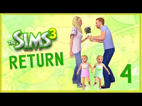 The sims 3: Return #4 -Свободный денёк!-