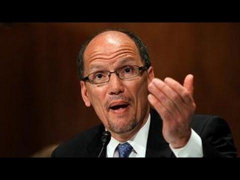 Dnc Chair Candidate Tom Perez Had Doj Email Scandal