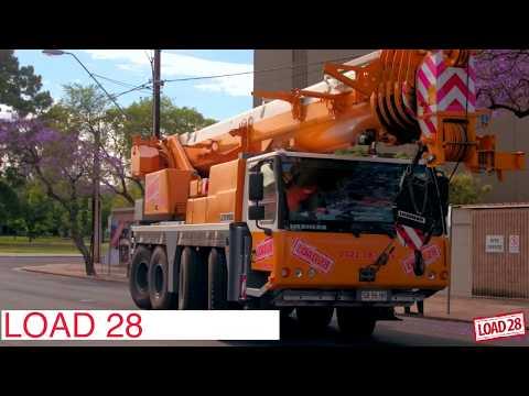 LOAD 28 - 111 Angas street Kaynemaile  install